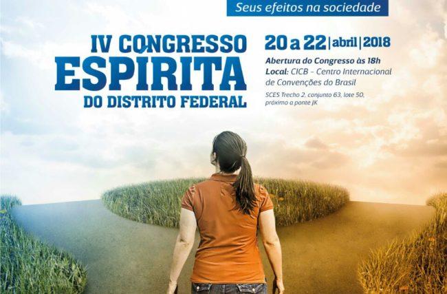 IV Congresso Espírita do DF