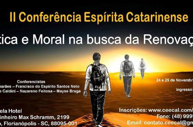 II Conferência Espírita Catarinense